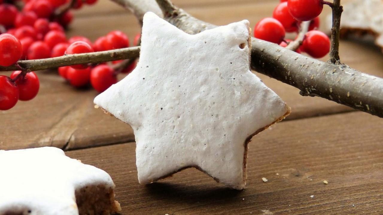 Weihnachtsgebäck: Zimt hilft dem Darm bei der Verdauung