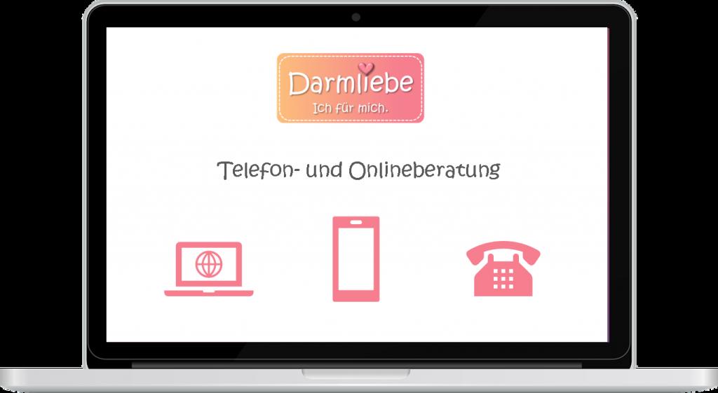 Ganzheitliche Ernährungsberatung Telefonberatung, Onlineberatung